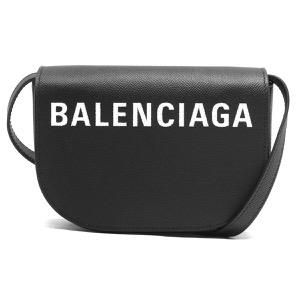 バレンシアガ ショルダーバッグ/クラッチバッグ バッグ レディース ヴィル ディ XS ブラック 550639 0OTDM 1000 2019年春夏新作 BALENCIAGA
