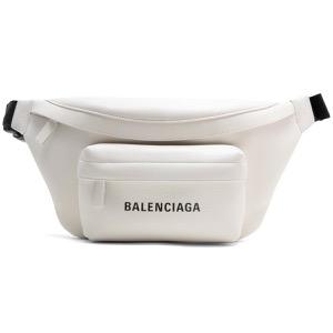 バレンシアガ ベルトバッグ/ボディバッグ バッグ メンズ レディース エブリディ ベルトパック ブランホワイト 552375 DLQ4N 9060 2019年春夏新作 BALENCIAGA