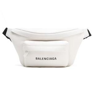 バレンシアガ ベルトバッグ/ボディバッグ/ウエストバッグ バッグ メンズ レディース エブリディ ベルトパック ブランホワイト 552375 DLQQN 9060 2019年秋冬新作 BALENCIAGA