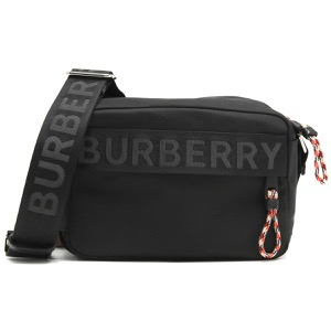 バーバリー ショルダーバッグ バッグ メンズ パディー ブラック 8025669 117221 A1189 BURBERRY