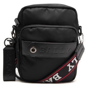 バリー ショルダーバッグ バッグ メンズ トリラー ブラック TRILLER 00 6224135 BALLY