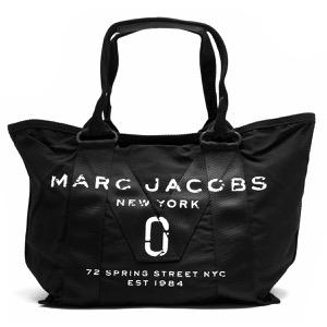 マークジェイコブス トートバッグ バッグ レディース ニュー ロゴ スモール ブラック M0011222 001 1SZ 2018年秋冬新作 MARC JACOBS