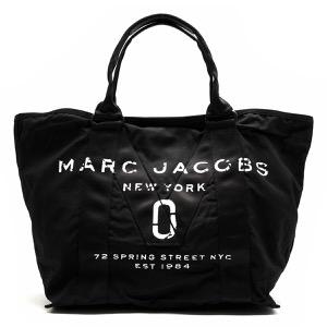 マークジェイコブス トートバッグ バッグ レディース ニュー ロゴ ブラック M0011223 001 1SZ 2018年秋冬新作 MARC JACOBS
