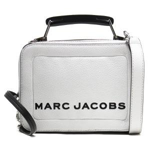 マークジェイコブス ショルダーバッグ/ハンドバッグ バッグ レディース ザ テクスチャード ボックス 20 スウェーデングレー M0014840 079 2019年春夏新作 MARC JACOBS