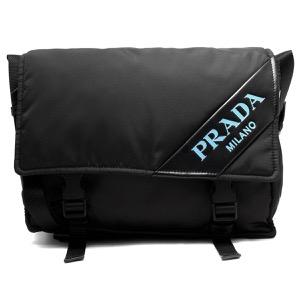 プラダ ショルダーバッグ バッグ メンズ レディース コローリ ミスティ ブラック 1BD157 2CBS F0002 PRADA