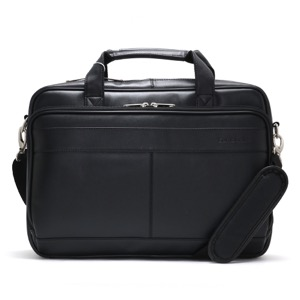 サムソナイト ビジネスバッグ バッグ メンズ LEATHER BUSINESS CASE SLIM BRIEF ブラック 48073 1041 SAMSONITE