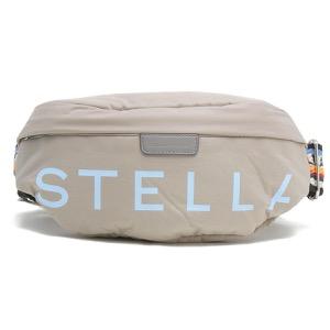 ステラマッカートニー ボディバッグ/ベルトバッグ/ウエストバッグ バッグ メンズ レディース ステラ ロゴ グレー 594249 W8580 1030 STELLA McCARTHNEY