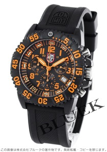 ルミノックス ネイビーシール カラーマーク クロノグラフ 腕時計 メンズ LUMINOX 3089