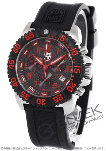 ルミノックス ネイビーシール カラーマーク クロノグラフ 腕時計 メンズ LUMINOX 3195