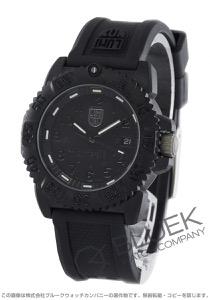 ルミノックス ネイビーシール カラーマーク ブラックアウト 腕時計 ユニセックス LUMINOX 7051.BO