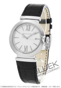 ブルガリ ルチェア アリゲーターレザー 腕時計 メンズ BVLGARI LU40C6SLD
