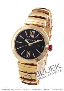 ブルガリ ルチェア ダイヤ PG金無垢 腕時計 レディース BVLGARI LUP33BGGD