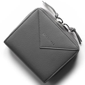 バレンシアガ 二つ折り財布 財布 レディース ペーパー ビルフォールド グリアシエフォンセグレー 371662 DLQ0N 1215 BALENCIAGA