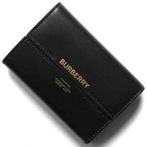 バーバリー 二つ折り財布【札入れ】/カードケース 財布 メンズ レディース ホースフェリー プリント ブラック 8011472 111896 A1189 2019年秋冬新作 BURBERRY