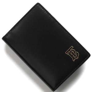 バーバリー カードケース/名刺入れ メンズ フリント TB テーラーリング ブラック 8013920 111896 A1189 BURBERRY