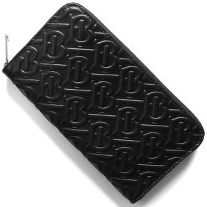 バーバリー長財布 財布 メンズ レグジグ TB モノグラム ブラック MS LG ZIG TB8 113870 A1189 8017652 2020年春夏新作