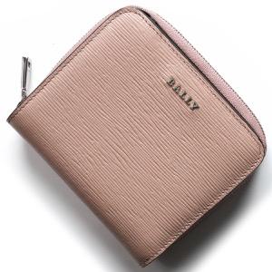 バリー 二つ折り財布 財布 レディース ロッピー ヌードピンク&パープル LOPPYW 03 6219510 BALLY