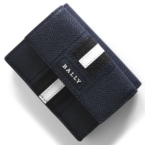 バリー 三つ折り財布/ミニ財布 財布 メンズ ティアー ニューブルー TEIR LT 17 6229028 BALLY