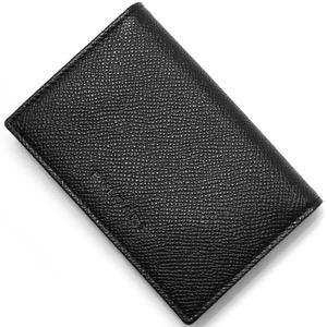 ブルガリ カードケース メンズ クラシコ 【CLASSICO】 ブラック 20361 BVLGARI