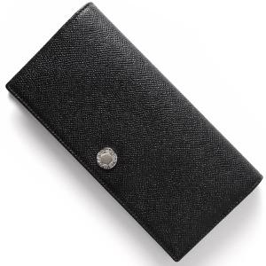ブルガリ 長財布 財布 メンズ クラシコ ブラック 27746 BVLGARI