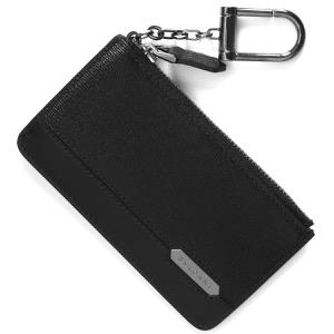 ブルガリ コインケース(小銭入れ) 財布 メンズ セルペンティ スカリエ マン ブラック 282774 BVLGARI