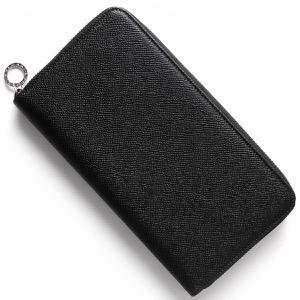 ブルガリ長財布 財布 メンズ ブルガリブルガリ BB ブラック 36710