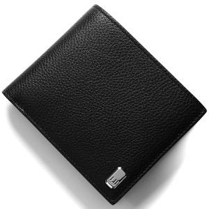 ダンヒル 二つ折り財布 財布 メンズ ベルグレイヴ ブラック DU19F2320AR 001 2019年秋冬新作 DUNHILL