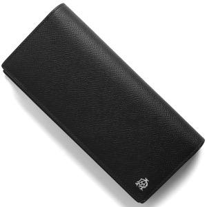 ダンヒル 長財布 財布 メンズ ブラック DU19F2C10CA 001 DUNHILL