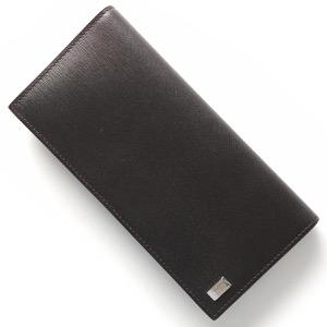 ダンヒル 長財布【札入れ】 財布 メンズ サイドカー ダークブラウン FP7000 E DUNHILL