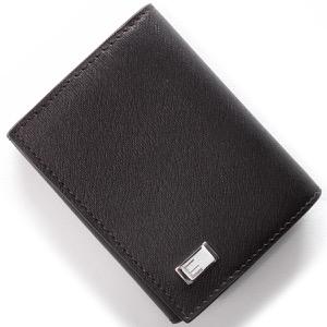 ダンヒル コインケース【小銭入れ】 財布 メンズ サイドカー SIDECAR ダークブラウン FP8000 E DUNHILL