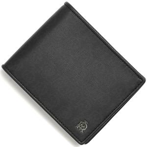ダンヒル 二つ折り財布 財布 メンズ ウィンザー 【WINDSOR】 ブラック L2PA32 A DUNHILL