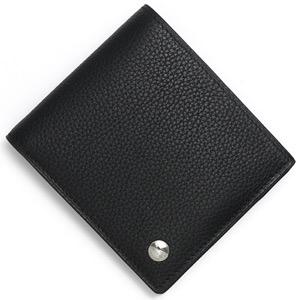 ダンヒル 二つ折り財布 財布 メンズ ボストン 【BOSTON】 ブラック L2W332 A DUNHILL