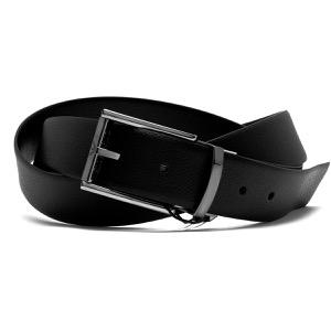 エンポリオアルマーニ ベルト メンズ トング TONGUE リバーシブル ブラック Y4S071 YKL1J 88001 EMPORIO ARMANI