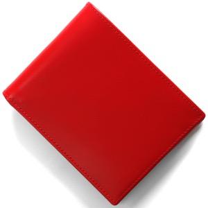 エッティンガー 二つ折り財布 財布 メンズ ブライドル レッド&イエロー 141JR BH RED ETTINGER
