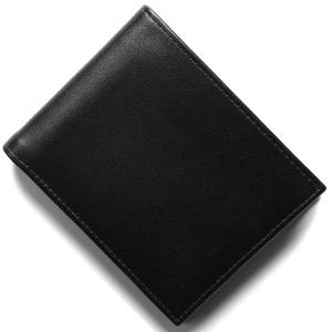 エッティンガー 二つ折り財布【札入れ】 財布 メンズ スターリング ブラック&パープル 030CJR ST PURPLE ETTINGER