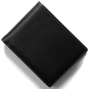 エッティンガー 二つ折り財布 財布 メンズ スターリング ブラック&パープル 141JR ST PURPLE 2019年春夏新作 ETTINGER
