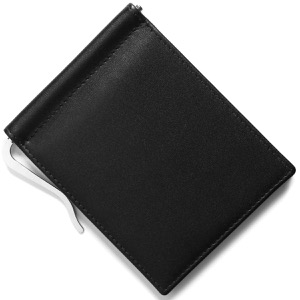 エッティンガー 二つ折り財布【札入れ】 財布 メンズ スターリング ブラック&パープル 787AJR ST PURPLE ETTINGER