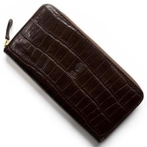 フェリージ 長財布 財布 メンズ レディース モロダークブラウン 125 SA 0002 FELISI