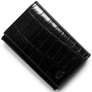 フェリージ カードケース メンズ レディース ブラック 450 SA 0003 FELISI