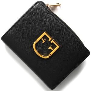 フルラ 二つ折り財布 財布 レディース ベルヴェデーレ スモール ブラック PBO5 Q26 O60 1023255 FURLA