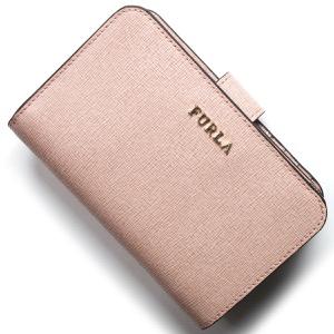 フルラ 二つ折り財布 財布 レディース バビロン ムーンストーンベージュ PR85 B30 6M0 872841 FURLA