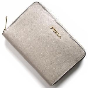 フルラ 二つ折り財布 財布 レディース バビロン サッビアグレー PT16 B30 SBB 967754 FURLA