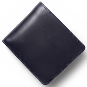 グレンロイヤル 二つ折り財布 財布 メンズ ダークブルー 034128 DARKBLUE GLENROYAL