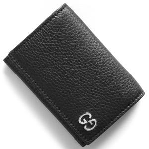 グッチ カードケース メンズ ドリアン DORIAN ブラック 473923 A7M0N 1000 GUCCI