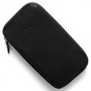イルビゾンテ 長財布 財布 メンズ レディース ブラック C0442 P 153 IL BISONTE