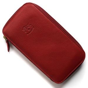 イルビゾンテ 長財布 財布 メンズ レディース スタンダード ロッソレッド C0442 P 245 IL BISONTE