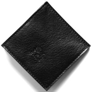 イルビゾンテ コインケース【小銭入れ】 財布 メンズ レディース スタンダード ブラック C0615 P 153 IL BISONTE