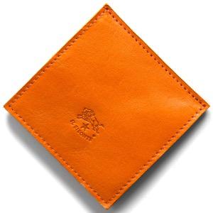 イルビゾンテ コインケース【小銭入れ】 財布 メンズ レディース スタンダード オレンジ C0615 P 166 IL BISONTE