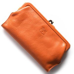 イルビゾンテ 長財布 財布 レディース スタンダード STANDARD オレンジ C0671 P 166 IL BISONTE