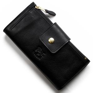 イルビゾンテ 長財布 財布 メンズ レディース スタンダード ブラック C0688 P 153 IL BISONTE